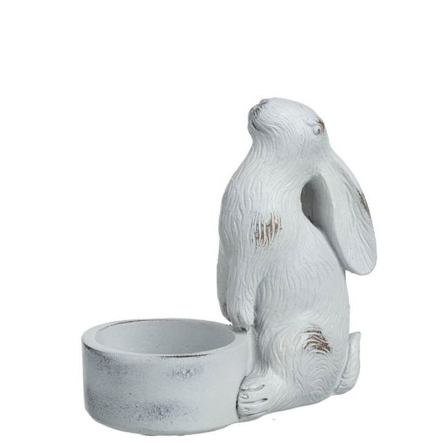Parlane Tea Light Holder Hare - B
