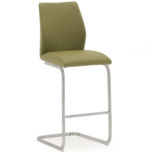 Pavilion Chic Bar Chair Elis - Chrome Legs