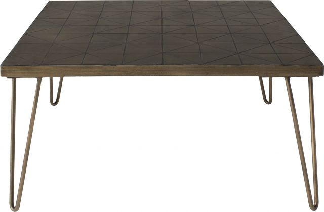 Pavilion Chic Coffee Table Athens with Tile Top
