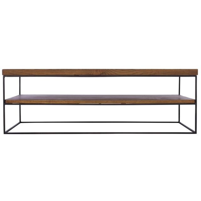Pavilion Chic Coffee Table Soho in Oiled Oak