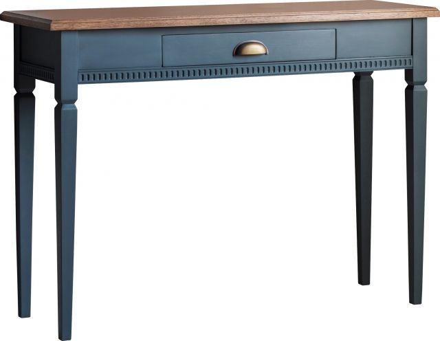 Pavilion Chic Console Table Cottesmore with 1 Drawer