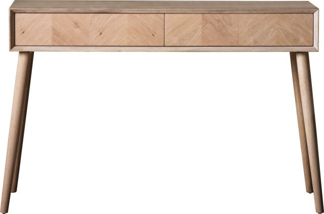 Pavilion Chic Console Table Papeete with Drawers