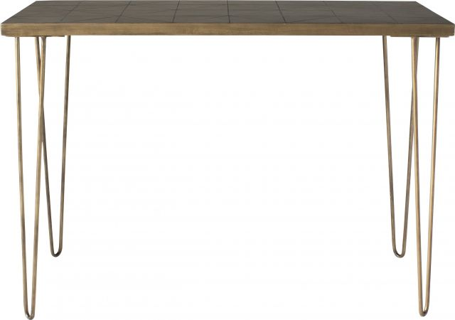 Pavilion Chic Console Table Athens with Tile Top