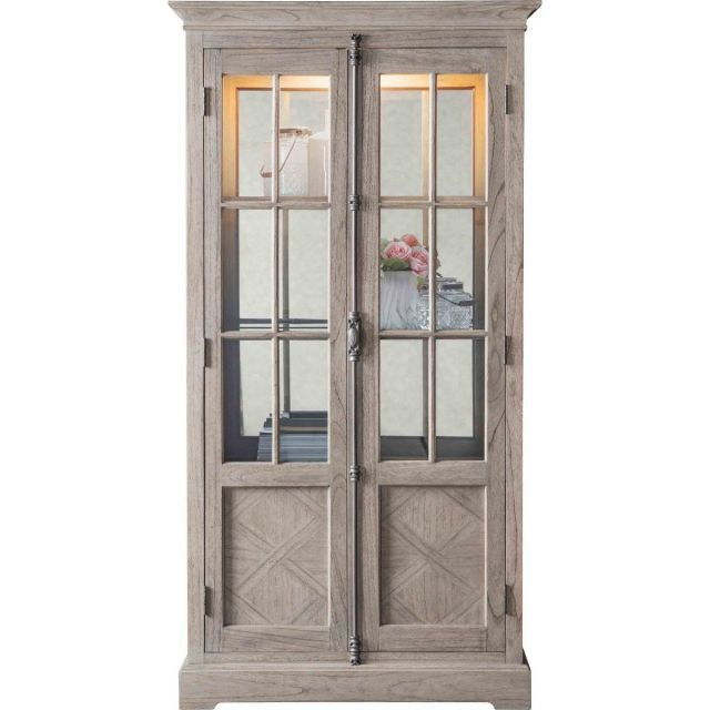 Pavilion Chic Display Cabinet Cotswold