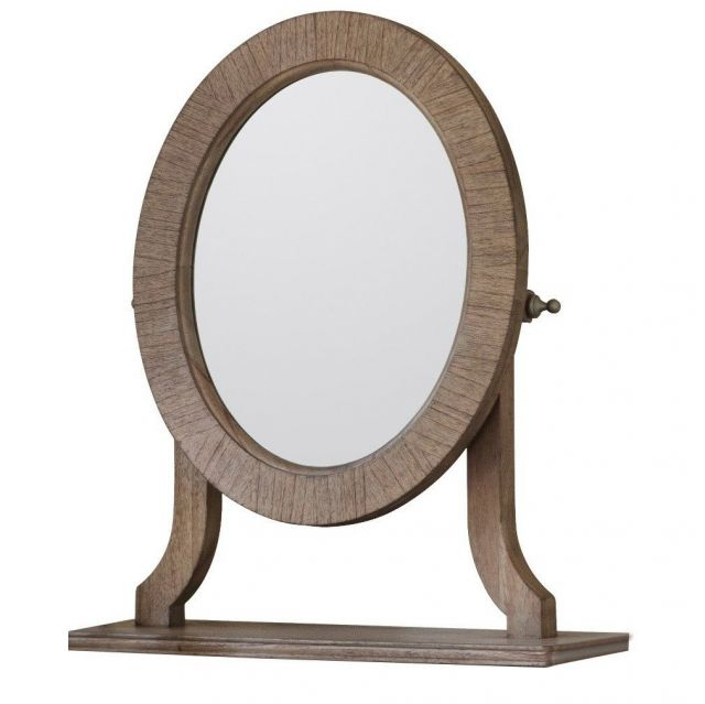 Pavilion Chic Dressing Table Mirror Cotswold