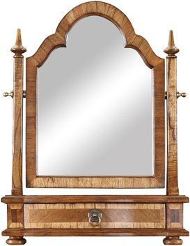 Pavilion Chic Dressing Table Mirror Sovereign