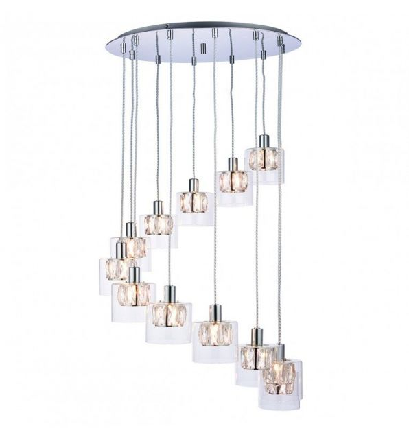Pavilion Chic Drop Pendant Light Appollo