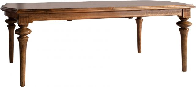 Pavilion Chic Extending Dining Table Valletta