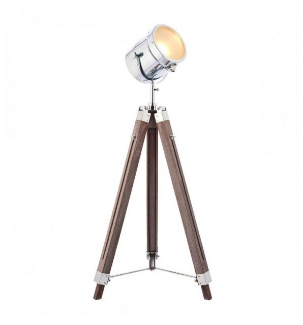 Pavilion Chic Floor Lamp Tripod Holly