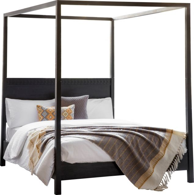 Pavilion Chic Four Poster Bed Burnsall Boutique