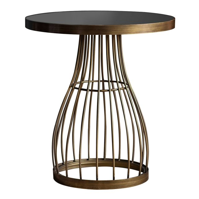 Pavilion Chic Round Side Table Accra