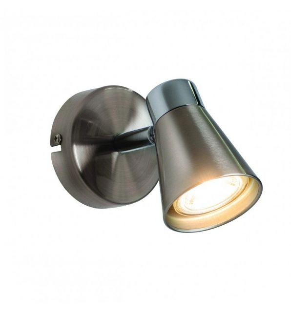 Pavilion Chic Wall Light Sappho in Silver