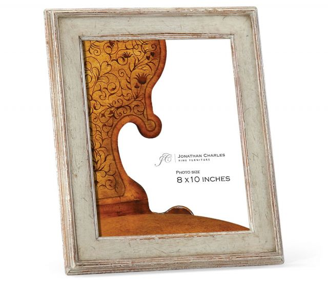 Jonathan Charles Picture Frame Painted Rub-through