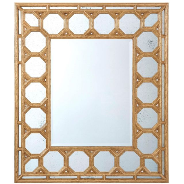 Theodore Alexander Rectangle Wall Mirror Camen