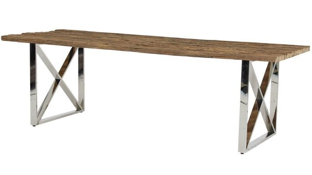 Richmond Dining Table Kensington with Glass Top