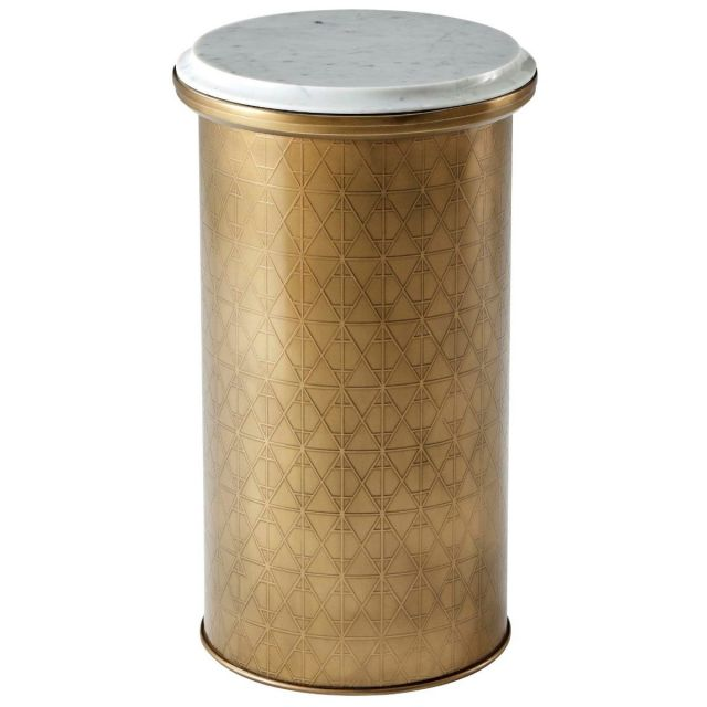 Theodore Alexander Round Accent Table Iconic
