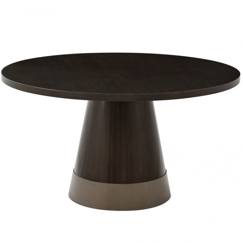 TA Studio Round Dining Table Huett Cuthbert - Ossian
