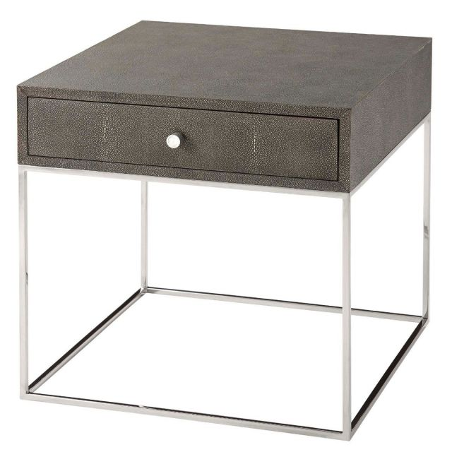 Theodore Alexander Side Table Calvert