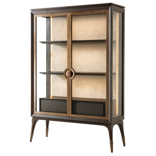 Theodore Alexander Display Cabinet Admire