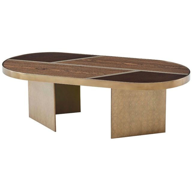 Theodore Alexander Small Coffee Table Iconic