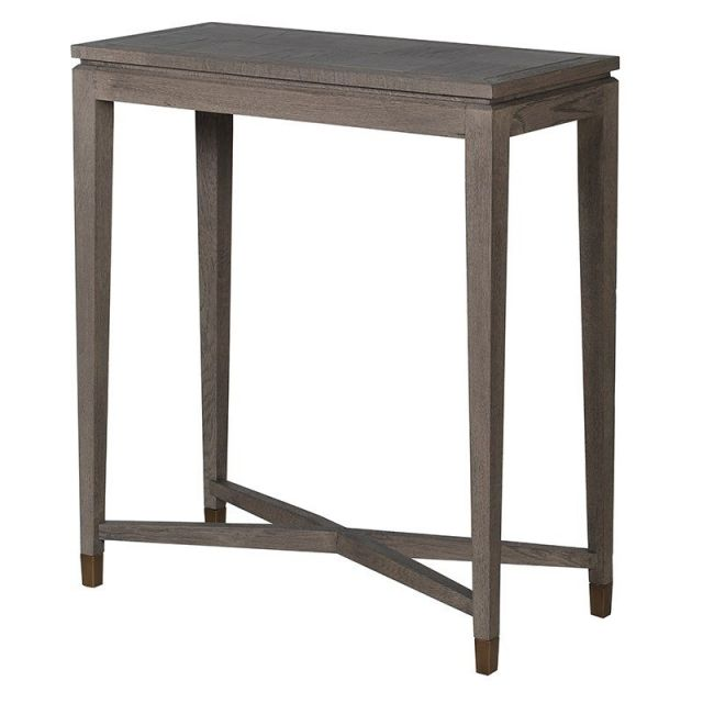 Pavilion Chic Small Console Table Cali in Oak