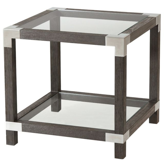 TA Studio Square Side Table Rayan