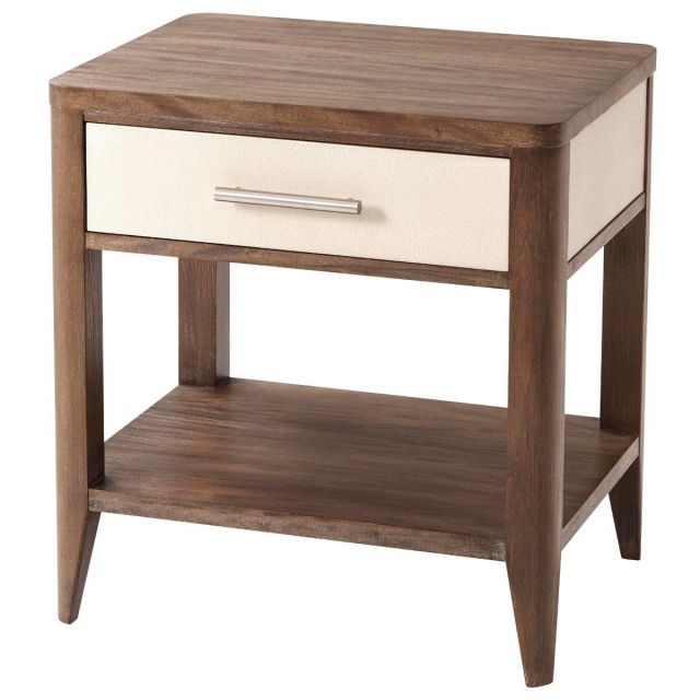 TA Studio Small Bedside Table York in Mangrove