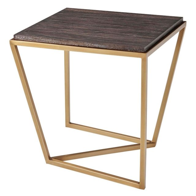 TA Studio Square Side Table Crazy X