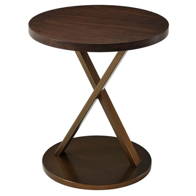 TA Studio Side Table Delaney in Almond