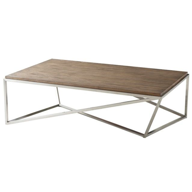 TA Studio Coffee Table Crazy X in Mangrove