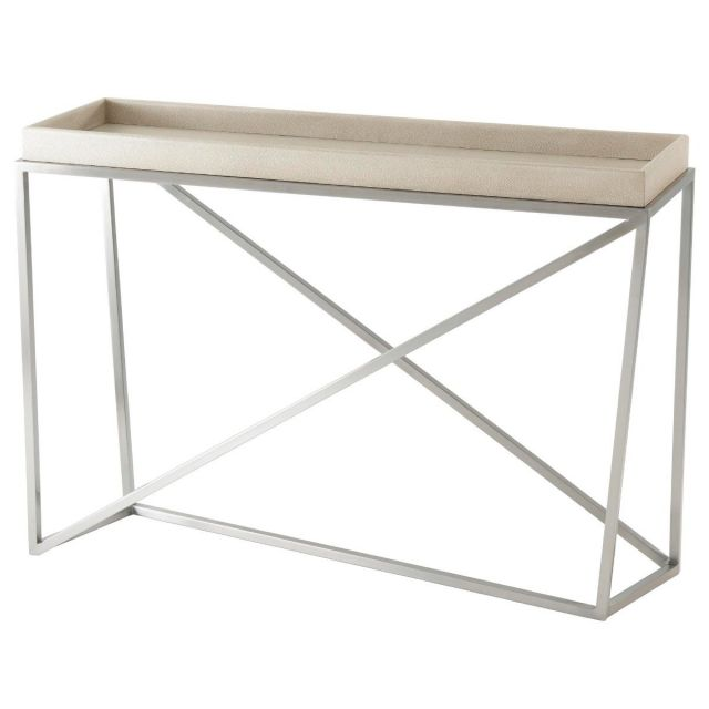 TA Studio Tray Console Table Crazy X
