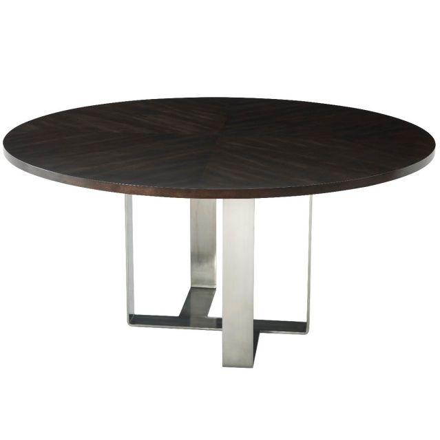 TA Studio Round Dining Table Adley