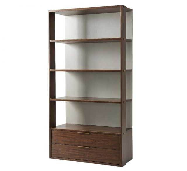 TA Studio Bookcase Maynard in Almond