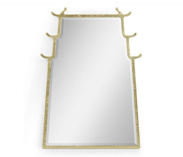 Jonathan Charles Wall Mirror Asian Fusion