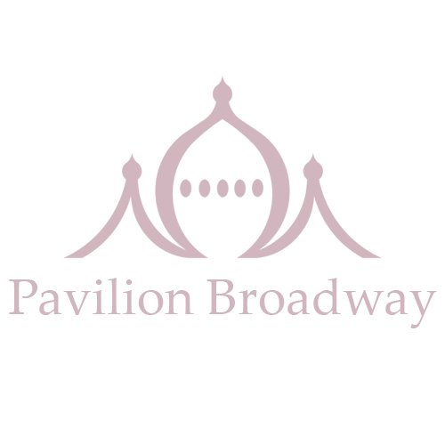 Pavilion Chic Cushion Silhouette Stem Print in Duckegg