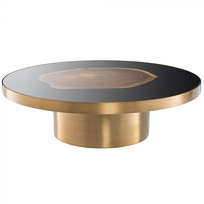 Eichholtz Coffee Table Concord, Round Table Concord