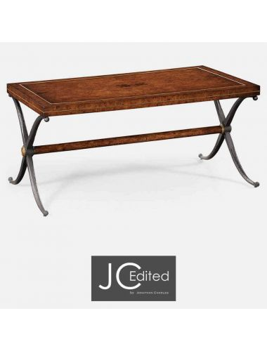 Jonathan Charles Coffee Table Industrial | Pavilion Broadway