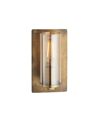 Alfred Wall Light in Antique Bronze | Pavilion Broadway
