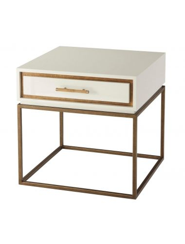 Theodore Alexander Side Table Fascinate | Pavilion Broadway