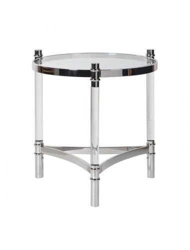 Pavilion Chic End Table Belo  | Pavilion Broadway