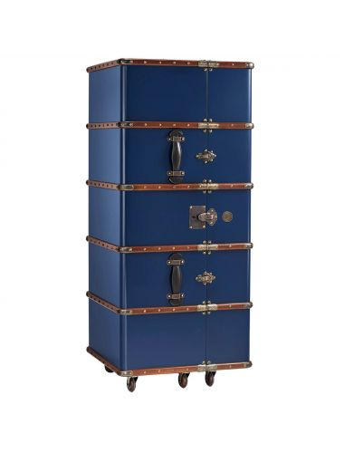 Authentic Models Bar Stateroom In Navy | Pavilion Broadway