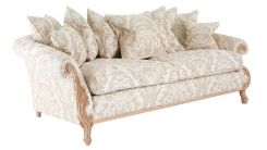 Duresta Wolfgang 3 Seater Sofa in Rococo Oyster