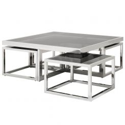 Eichholtz Monogram Nesting Coffee Table