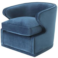 Eichholtz Chair Dorset with Swivel Base