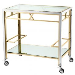 Eichholtz Lindon Drinks Trolley