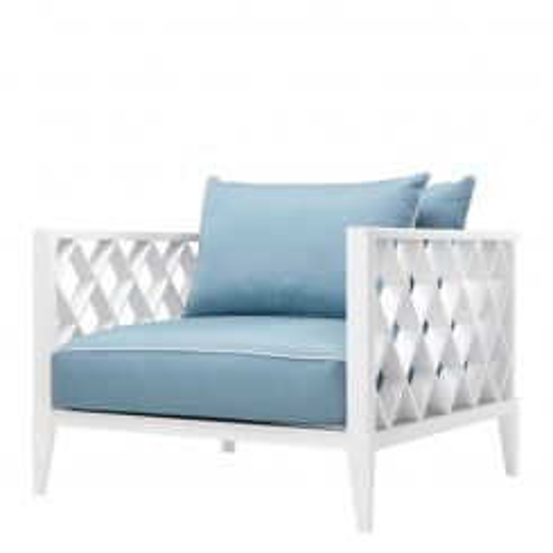 Eichholtz Ocean Club Chair - White