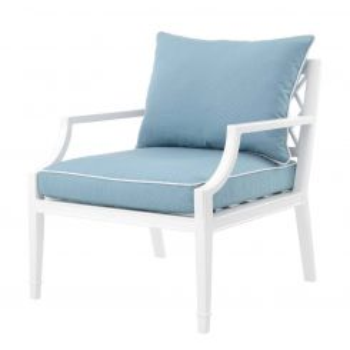 Eichholtz Bella Vista Chair - White