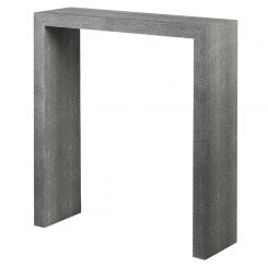 Pavilion Chic Twyning Shagreen Console Table