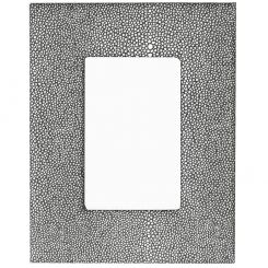 Pavilion Chic Huxley Faux Shagreen Photo Frame