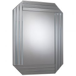 Pavilion Chic Moore Bevelled Edge Wall Mirror